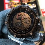 INVICTA MARVEL 英威塔 星際大戰 龍六 最強機械錶SW500 黑武士