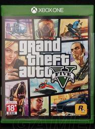 XBOX ONE/S/X GTA V GTA5 Grand Theft Auto 遊戲 (有現貨)