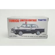 TOMICA TOMYTEC LV-170a TOYOTA Patrol FS20 大阪府 警視廳 警車 豐田 復古車