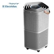 (獨家:送原廠濾網+歐姆龍體脂計) Electrolux 伊萊克斯 高效空氣清淨機 Pure A9 PA91-406GY (淺灰色/優雅灰) 適用9-14坪