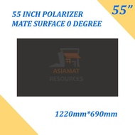 Polarizer Polarizing Toshiba Tv Television Led Lcd 55 inch 0 Degree Wide Screen Repair Replacement