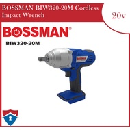 BOSSMAN BIW320-20M 20V Cordless Impact Wrench **Without Battery and Charger**