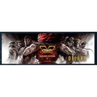 【WC電玩】PC STEAM 快打旋風5 標準 終極 終極豪華版 Street Fighter V (數位版)