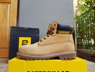 CATERPILLAR HOLTON ST SAFETY SHOES ( CAT )