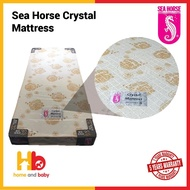Seahorse Crystal Mattress: Queen Size