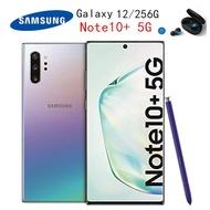 全新未拆雙卡台規Samsung Galaxy Note10+ 5G 12G/512G 6.8吋 N975FDS 保固18個月