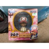 海賊王 One Piece POP 喬巴 兩年後 有證紙