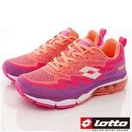 Lotto編織氣墊鞋