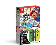 Nintendo - Switch Super Mario Party 孖寶兄弟派對 + Joy-Con 無線手掣 (美國限定套裝)