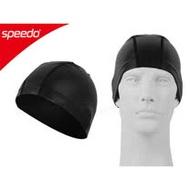 SPEEDO 成人合成泳帽ULTRAPACE-游泳 蛙鏡 黑 F