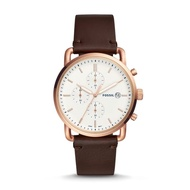 FOSSIL | FS5476 Commuter Chronograph Java Leather Watch
