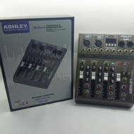 Mixer audio Ashley Better4 Mixer Ashley Original