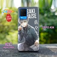 Case Oppo A54 - Kesing HP Oppo A54 - Fashion Case Anime - Indocasee - Casing Handphone - Case HP - Kondom HP - Cover HP - Silikone Hp - Kesing Hp - Kesing Handphone - Paling Laris - Plindung Belakang Ponsel - Pelindung HP - Softcase
