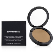 Edward Bess 全效遮瑕粉餅Flawless Illusion Transforming Full Coverage Foundation - # Tan  7.7g/0.27oz
