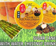 [OLT DRINKS] PROMOTION!!! Sugarcane with Water Chestnut [12 cups]