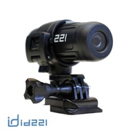 【台灣製造】id221 ACTION C1 SONY感光 機車安全帽行車紀錄器