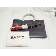 全新 BALLY 公事包 側背包