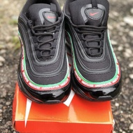 AIRMAX 97 UNDEFEATED BLACK RED