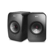 【KEF】英國 KEF LSX 黑色 WIFI 主動式無線喇叭 支援AirPlay HIFI 公司貨(LSX)