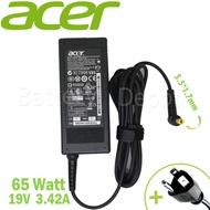 Acer Adapter ของแท้ ACER Aspire ZC-606 AIO All-in-One 65W สายชาร์จ Acer อแดปเตอร์