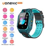 Uonevic Q12b นาฬิกาสมาร์ท วอต์ช imoo Z6 สัญญาณโทรฉุกเฉิน SOS ใส่ซิมการ์ด นาฬิกาสมาทวอช Smartwatches for Kids PK นาฬิกาไอโม่z5