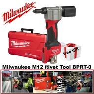 Milwaukee M12 BPRT-0 Sub Compact Rivet Tool (bare tool)