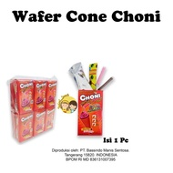 Wafer Cone Choni Ice Cream 1 Fruit By Jadoelsnack