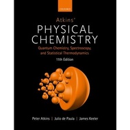 Atkins' Physical Chemistry