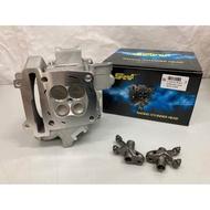 WATER JACKET CNC SUPER HEAD 25/28MM SWIPOH LC135