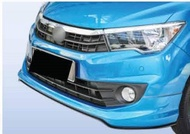 Perodua Bezza Gear Up Bodykit ABS