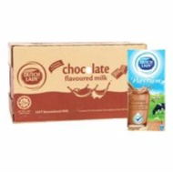 [[Carton Sale]] Dutch Lady (Choco) UHT Milk 1L *12 packet per carton