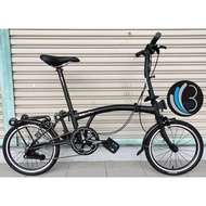 "3Sixty 16"" Folding Bike - 3 Speed Basikal [READY STOCK-FREE SHIPPING]"