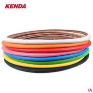 【自行車配件】KENDA建大死飛輪胎26寸公路自行車外胎700 23C彩色非實心充氣車胎