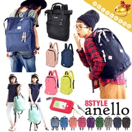 2018 New Arrival◆JAPAN BEST SELLING ANELLO BAGS◆BACKPACK/UNISEX/SLING BAG/ Premium Quality/Wallet