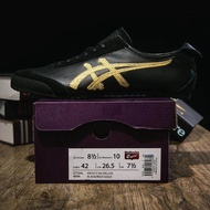 Onitsuka_Tiger_ MEXICO 66 Sneakers Trainers Unisex Casual Shoes Black