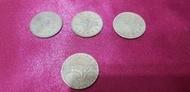 中華民國五角錢幣56年59年60年62年共8個合售出清