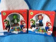任天堂 Wii 超級馬力歐 MARIO公仔 瑪莉歐與耀西 瑪莉兄弟 瑪利歐兄弟