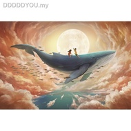 ♦♕CHINA import Jigsaw Puzzles 1000PCS Adult puzzle Flying in the sky1111