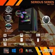 MID RANGE BUDGET GAMING COMPUTER DESKTOP PC CPU INTEL i5 10400F i5-10400F AMD RYZEN 5 3500 GTX1660 GTX 1660 1660S SUPER