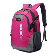 Haya กระเป๋าเป้ กระเป๋าสะพายหลัง กระเป๋าเป้สะพายหลัง กระเป๋าเดินทาง ผ้า ไนล่อน สำหรับ เดินทาง ทำงาน