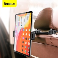 Baseus Car Phone Holder Back Seat Tablet Phone Stand for iphone iPad Pro Xiaomi Samsung HuaWei Car Mount Stand For 4.7-12.3 inches Phones Tablet Car Holder