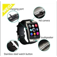 นาฬิกาอัจฉริยะ Q18 สมาร์ท  นาฬิกาโทรศัพท์ หน้าจอสัมผัส Smartwatch Android Samsung LG IOS