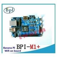 《德源科技》(含稅)  香蕉派Banana Pi M1+ M1 plus (BPI-M1+) A20雙核 開發板 (香蕉派M1升級版