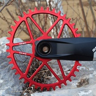 Offset 0mm GXP Oval Narrow Wide Chainring Crankset For Sram XX1 X01 MTB Mountain Bike Chain Wheel Bicycle Gear 30-42T
