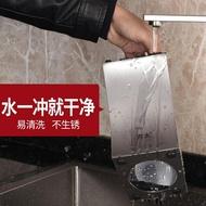 不銹鋼刀架廚房用品家用刀座刀具收納架多功能架子插菜刀置物架放 極客玩家