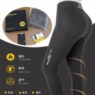 現貨熱賣 夜光冰感魔力壓力褲提臀彈力瘦腿褲夜光健身瑜伽褲