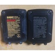 原裝得偉 DEWALT DCD710 DCD710DK2 DCF815 610S2 DCF813S2 電池