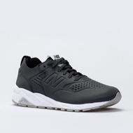 NEW BALANCE 580 黑色 反光 休閒 復古運動鞋 MRT580DX