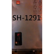 【統霸】實體店面※二手櫻花牌12公升數位恆溫強制排氣熱水器SH-1291,保固一年另出租櫻花16L數位恆溫強制排氣熱水器