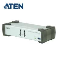 ATEN 2埠 USB 3.0 DisplayPort KVMP™ 多電腦切換器 (CS1912)
